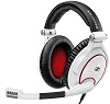 Sennheiser GAME ZERO Gaming Headset with FREE Gaming Mouse (White)