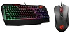 MSI VIGOR GK40 Gaming Keyboard with Clutch GM10 Gaming Mouse