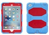 Griffin Survivor All-Terrain Case for iPad Mini 4 (Blue/Red)