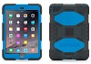 Griffin Survivor All-Terrain Case for iPad Mini 1/2/3 (Smoke/Blue)