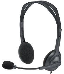 Logitech H111 Stereo Headset LARGE