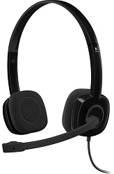 Logitech H151 Stereo Headset LARGE