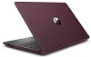 "HP 15-DA 15.6"" Touchscreen Intel Core i3 8GB Laptop PC w/Office 365 (Burgundy/Ash Silver) (Refurb) THUMBNAIL"