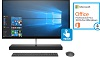 "HP ENVY 27-B021 27"" QHD Touchscreen Intel Core i7 8GB All-in-One Desktop PC w/Office 2016 (Refurb)"