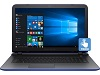 "HP Pavilion 17-G223CY 17"" Touchscreen AMD A10 8GB Notebook w/MS Office 365 (Blue) (Refurbished)"