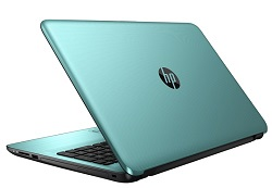 "HP 17-X002DS 17"" Intel Pentium 8GB Laptop with MS Office 2016 (Dreamy Teal) (Refurbished)"