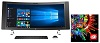 "HP ENVY Curved All-in-One 34"" Intel Core i5 12GB RAM Touchscreen Desktop PC w/Adobe Creative Cloud"