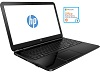 "HP 17-X047CL 17"" Intel Core i3 8GB Notebook PC with MS Office 2016 (Jack Black) (Refurbished)"