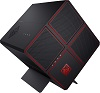 "HP OMEN X 900-110 Intel Core i7 8GB RAM AMD Radeon RX 480 Desktop Gaming PC with FREE 24"" Monitor"