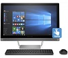 "HP Pavilion 24-B029C All-in-One 24"" Touchscreen Intel Core i5 12GB RAM Desktop PC (Refurbished)"