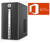 HP Pavilion 570-P077C AMD A12 8GB RAM Desktop PC w/MS Office Pro 2019 (Refurbished)
