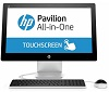 "HP Pavilion 22-A109 All-in-One 21.5"" Touchscreen Intel Pentium 8GB RAM Desktop PC"