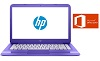 "HP Stream 14"" Intel Celeron 4GB Laptop with Microsoft Office 2019 (Purple)_THUMBNAIL"