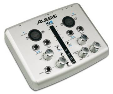 Alesis iO2 Express 24-Bit Recording Interface