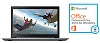 "Lenovo IdeaPad 320 17.3"" AMD A9 8GB Laptop PC with Microsoft Office Pro 2016"