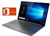 "Lenovo IdeaPad S740 15.6"" 4K Touchscreen Intel Core i7 16GB 1TB SSD Laptop w/MS Office Pro 2019 THUMBNAIL"