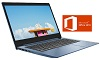 "Lenovo IdeaPad Slim 14"" AMD A6 4GB Laptop with MS Office Pro 2019 (Ice Blue) (Refurbished) THUMBNAIL"