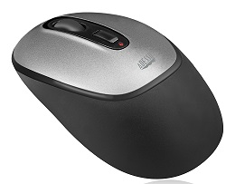 Adesso Antimicrobial Wireless Mouse LARGE