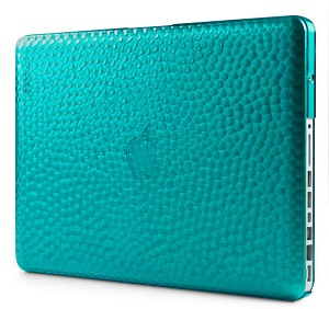 "Incase Hammered Hardshell Case for 13"" MacBook Pro (Tropic Blue)"