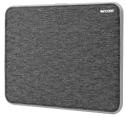 "Incase ICON Sleeve with TENSAERLITE for MacBook Pro with Retina 15"" (Heather Black/Gray)"