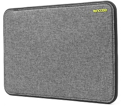 "Incase ICON Sleeve with TENSAERLITE for MacBook Pro with Retina 13"" (Heather Gray/Black)"