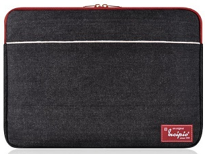 "Incipio Selvage Denim Sleeve for MacBook Pro 13"" with FREE Lightning Cable"