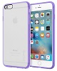 Incipio Octane Pure Co-Molded Case for iPhone 6s Plus (Clear/Lavender) (While They Last!)