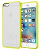Incipio Octane Pure Co-Molded Case for iPhone 6s Plus (Clear/Lime) (While They Last!)