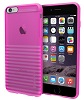 Incipio Rival Co-Molded Case for iPhone 6 Plus (Translucent Neon Pink) (While They Last!)