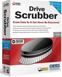 IOLO DriveScrubber Whole Home License (Download) LARGE