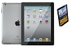 Apple iPad 2 16GB with Screen Protector (Black) (Refurbished)