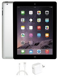 Apple iPad 4 with Retina Display 16GB (Black) (Refurbished)