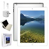 Apple iPad 4 with Retina Display 16GB Value Bundle (White) (Refurbished)