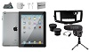 Apple iPad 4 with Retina Display 16GB Value Bundle for Filmmakers (Black) (Refurbished)