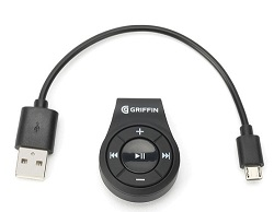 Griffin iTrip Clip Bluetooth Headphone Adapter