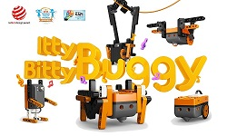 Microduino Itty Bitty Buggy Stem Toy LARGE