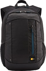 "Case Logic Jaunt Carrying Case Backpack for up to 15.6"" Laptops (Black) LARGE"