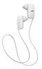 JVC Gummy Wireless Earphones with Inline Remote (White)
