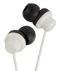 JVC RIPTIDZ Sweat-Proof Inner-Ear Headphones (White)