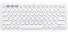 Logitech K380 Multi-Device Bluetooth Keyboard (White) THUMBNAIL