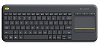 Logitech K400 Plus Touchpad Wireless Keyboard THUMBNAIL