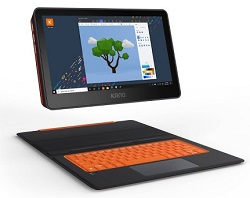 "Kano 11.6"" Touchscreen Intel Atom 4GB RAM Build Your Own Educational PC with Windows 10 LARGE"