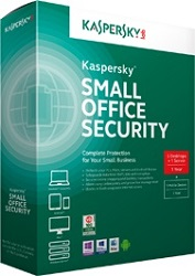 Kaspersky Small Office Security (5 Devices / 3-Year)