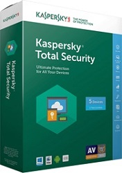 Kaspersky Total Security 5-Device Download (1-Year + Maintenance)