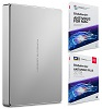 LaCie Porsche Design USB-C 1TB Portable Hard Drive with FREE AntiVirus Software