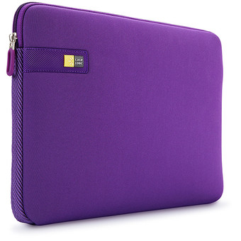 "Case Logic Impact Foam 13.3"" Laptop and MacBook Sleeve (Purple) LARGE"