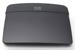 Linksys E900 IEEE 802.11n Wireless Router