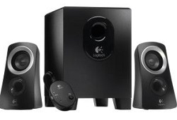 Logitech Z213 2.1 Speaker System (On Sale!)