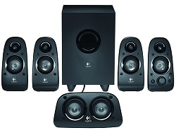 Logitech Z506 5.1 Speaker System (On Sale!)