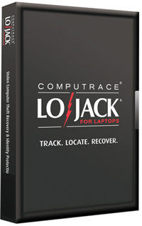 LoJack For Laptops Premium Student Edition (CD).